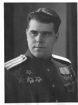 1947 дед Леонид Федорович Пухов