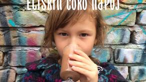 Čokoládový nápoj podľa Elišky
