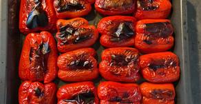 Pečené papriky