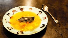 Tekvicovo-šošovicová polievka / Vegan