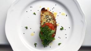 Chlieb v rúre / Zapekanka