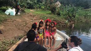 Ako žijú v kmeni Embera