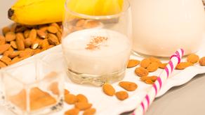 Domáce orechové mlieko