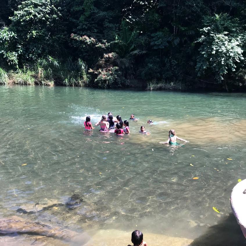 Multifunkčná rieka Gatún