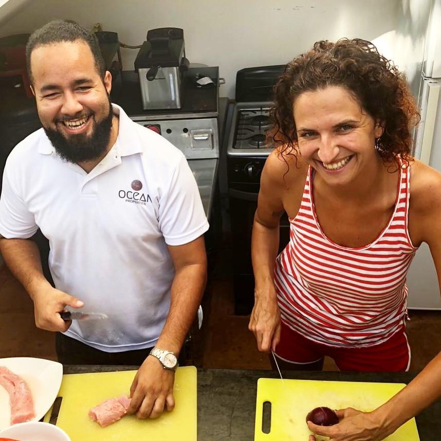 Lui, Panama - Ceviche