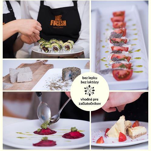 Vegánske menu a Foodstyling  30.3.2019