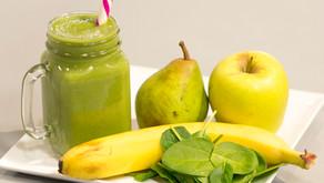 Základný recept na zelený smoothie
