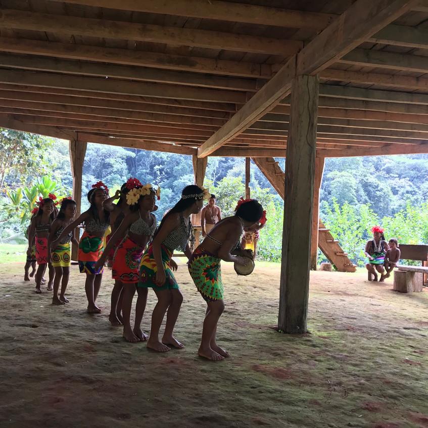 Tradičný tanec