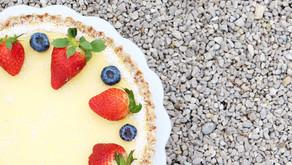 Mangová raw torta bez orechov a sladidiel