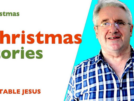 Portable Jesus Advent series