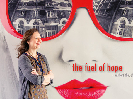 Your Spiritual Life: The Fuel of Hope