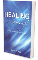 Healing is coming!