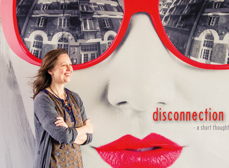 Your spiritual life: Disconnection