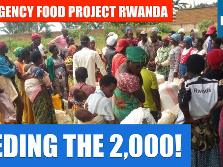 Feeding the 2,000!!! Emergency Food Program during the pandemic crisis
