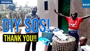 DIY SOS - Thank you!!