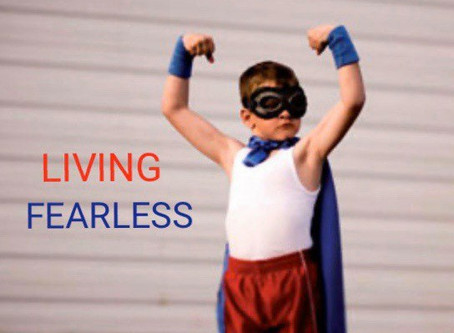 Podcast- The Fear Factor: Living Fearless