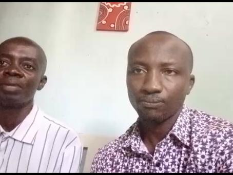 Daring to share your faith - Burundi