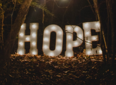 Hope is everywhere
