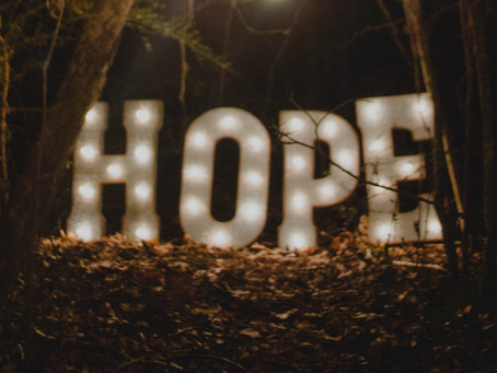 Hope is everywhere