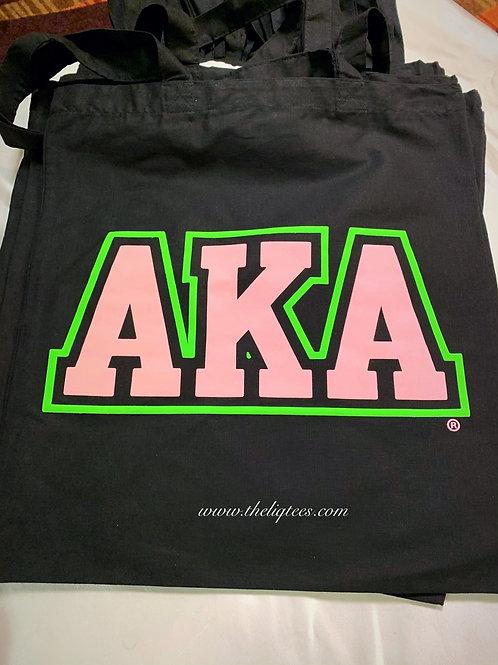 AKA Tote Bag