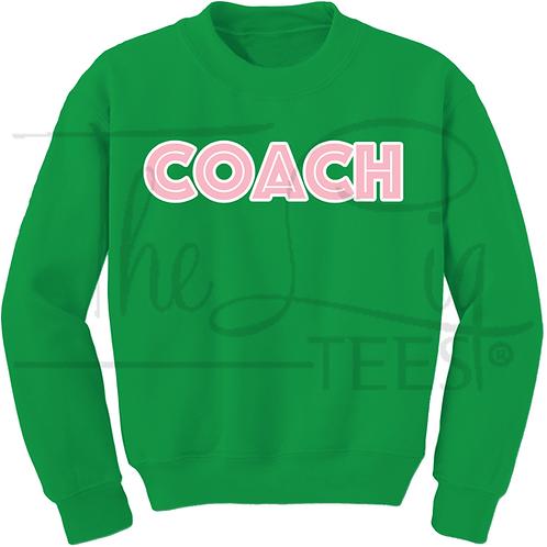 Professions Line - Coach