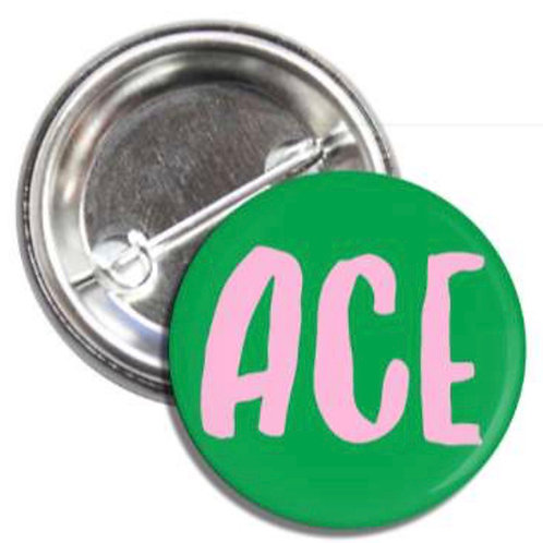 Ace - #1 Button