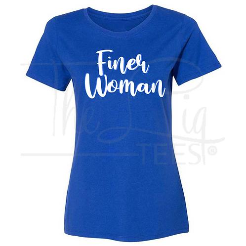 Finer Woman