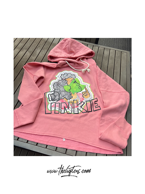 Pinkie Hoodie