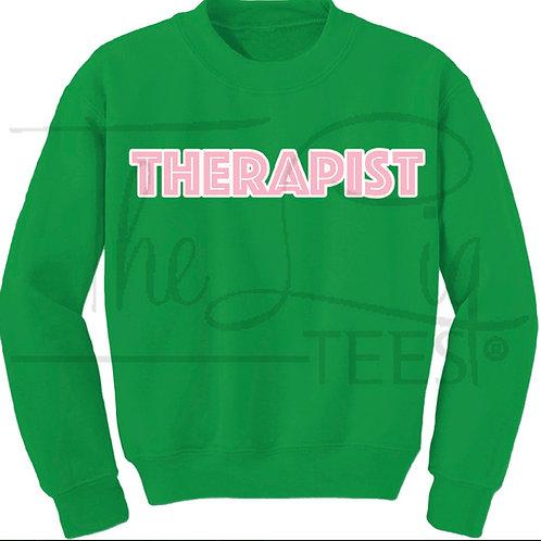 Profession Sweatshirts|Therapist