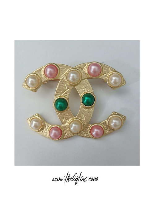But Of Course Famous Brand Brooch