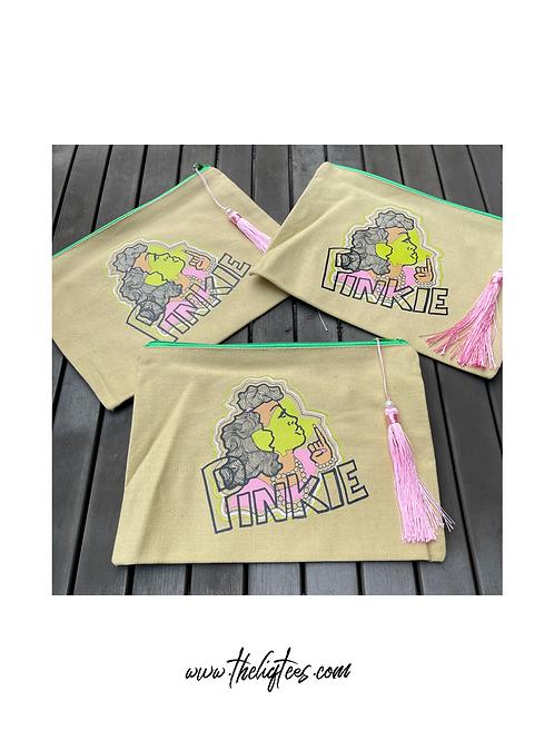 Pinkie Cosmetic Bag