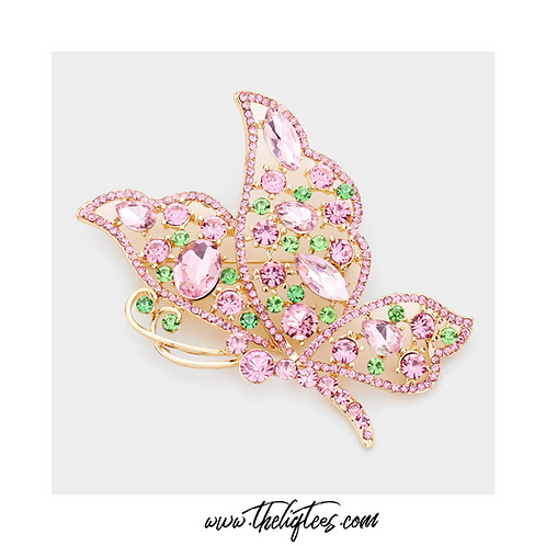 Just A Butterfly Brooch - PG