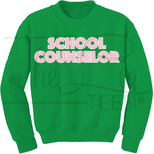 Professions Line - School Counselor