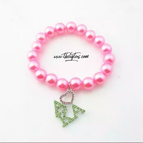 Pink Bead 💚 AKA