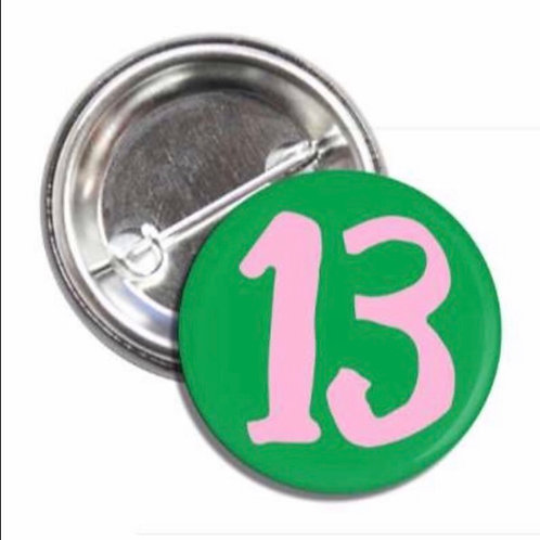 Lucky Number 13!