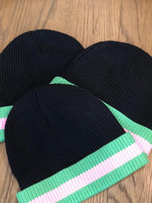 Black P&G Hat