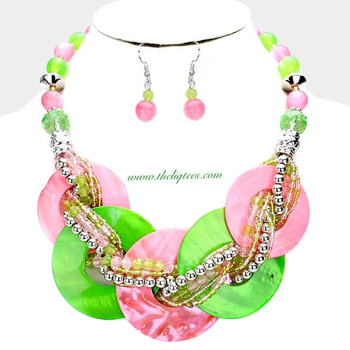 Motherland Statement Necklace