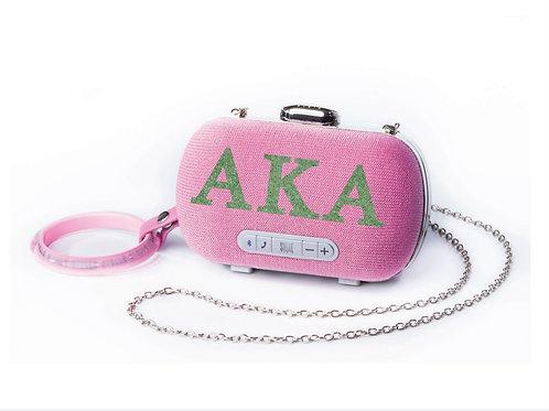 AKA Bluetooth Speaker Clutch