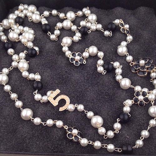 Fab 5 Pearl Chain