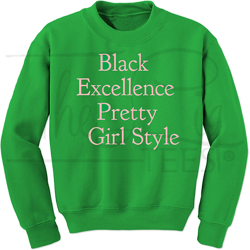 Black Excellence - PG Style