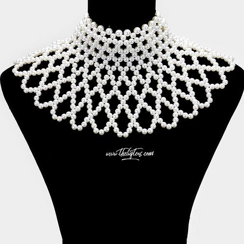 Oh My Pearls Collar