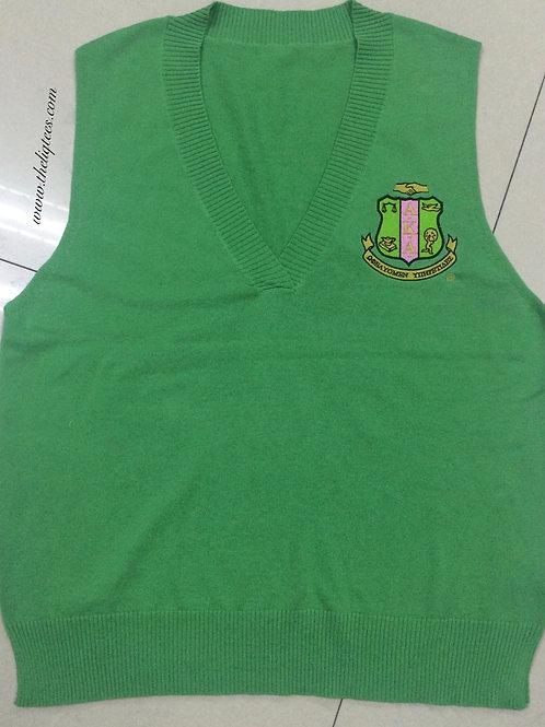 AKA Shield Vest - Green