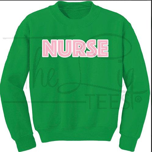 Profession Sweatshirts|Nurse