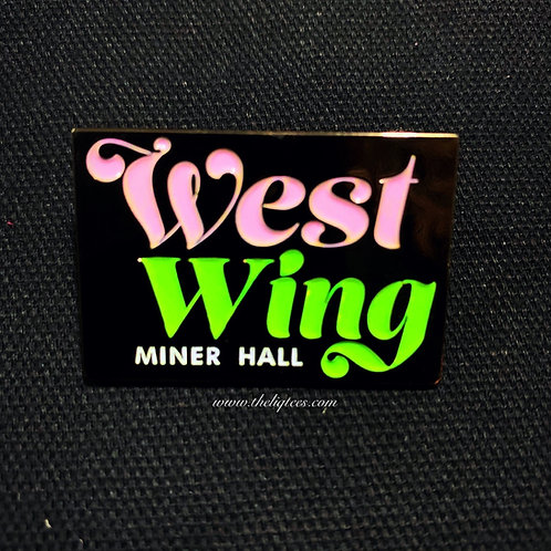West Wing Lapel Pin