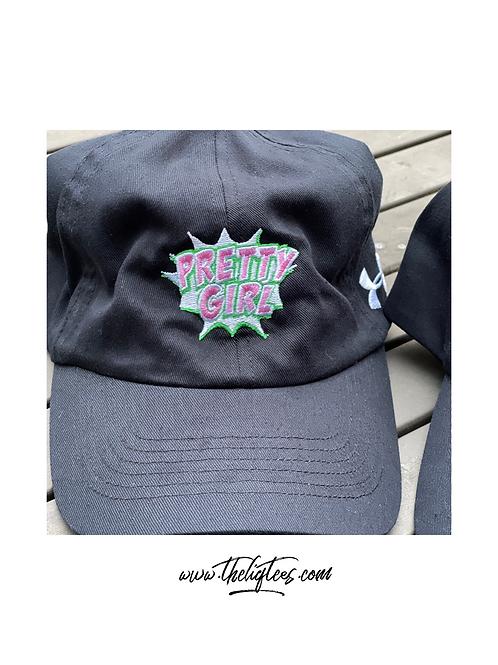 Pretty Girl Dad's Hat