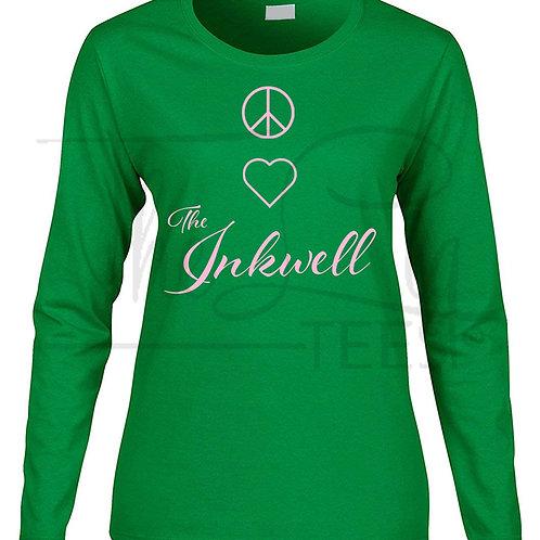 Peace. Love. Inkwell.