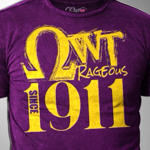 OMEGA: Owtrageous 1911