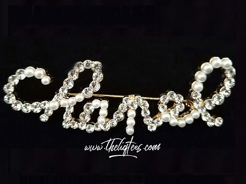 Famous Brand Brooch