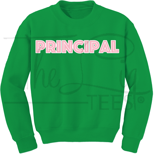 Professions Line - Principal
