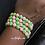 Thumbnail: Glitzy & Sparkly Stretch Bracelets